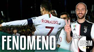 Ronaldo recordman. Ora tocca alla Juve ||| Speciale Avsim post Lituania-Portogallo 1-5