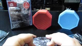Altec Solo Jacket Speaker REVIEW!!! Plus WATER TEST!!!