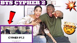 BTS(방탄소년단) - Cypher Pt.2: Triptych|REACTION| (Colour Coded L…
