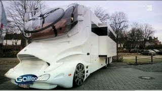 Mobile mansion for how many million?!