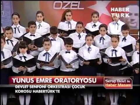 "IDSO-CSCK / 2013-04-23 / 2-""Yunus Emre Oratoryosu-Benim Adim Dertli Dolap"""
