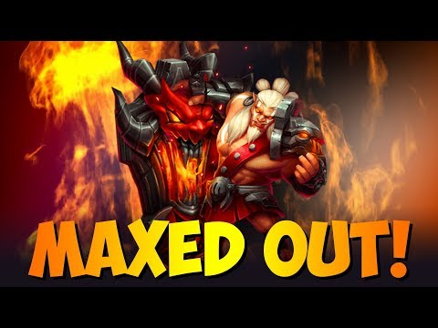 Svalinn Maxed Out Set Up Explained NEW HERO Castle Clash