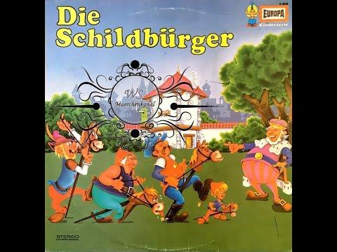 Die Schildbürger - Märchen Hörspiel - EUROPA