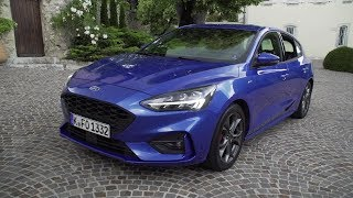 2019 Ford Focus ST-Line - Interior Exterior and Drive