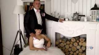 Свадебная прогулка. Андрей и Ирина.  В студии