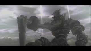 Attack on Colossus Anime Opening 1 (Shadow of the Colossus) 進撃の巨人 Attack on Titan Parody HD OP