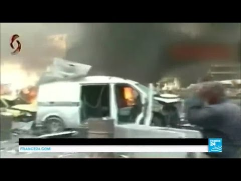 Syria: scores dead as IS group bombers strike in Damascus, Homs in worst attacks in nearly 2 years