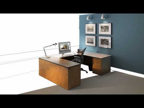 TRG CGI: Creating Office Furniture