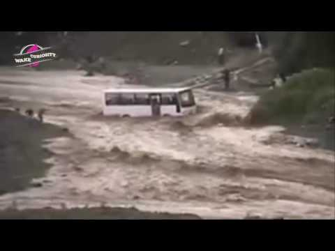 Amazing Monster Flash Flood Caught On Camera ✔P82