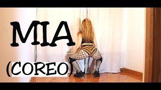 MIA | TWERK ( Bad Bunny feat. Drake) Coreografia sally riz