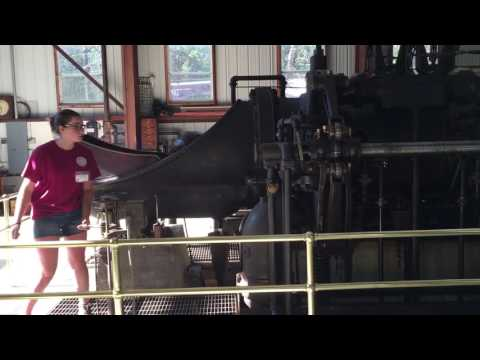 Denali starting the 600hp Snow engine at Coolspring - June 2016