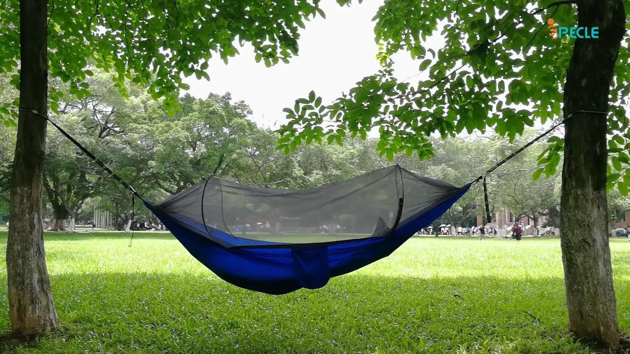 ispecle camping hammock with mosquito    user guide  ispecle camping hammock with mosquito    user guide    youtube  rh   youtube