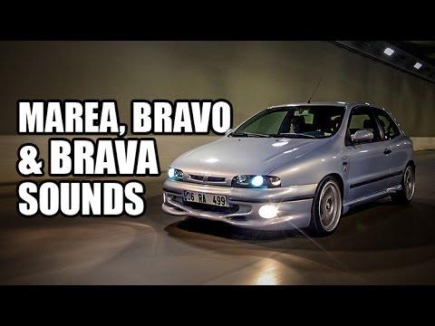 Ultimate Fiat Marea - Bravo - Brava Sound Compilation