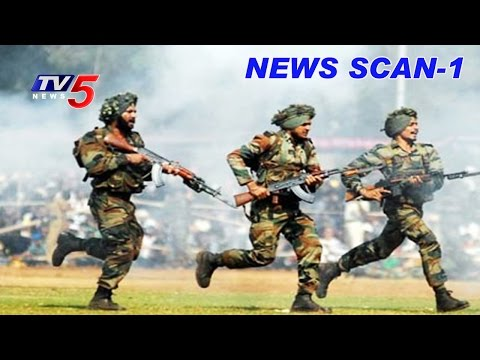 Pakistan Plans Retaliation to Surgical Strikes | News Scan #1 | TV5 News