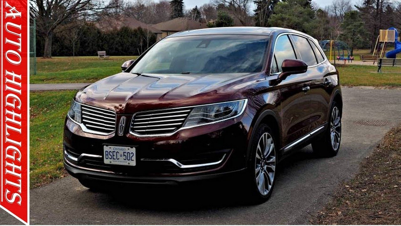 2017 Lincoln Mkx Reserve Black Label Review Specs Reviews Auto Highlights