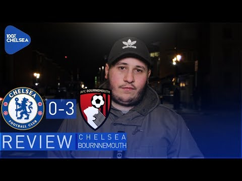 """(RANT) CHELSEA 0-3 BOURNEMOUTH 
