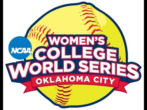Women's College World Series Postgame Press Conference - Gam