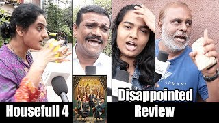 Housefull 4 Public Review   Audience Disappointed   Akshay Kumar, Bobby, riteish, Kriti, Pooja