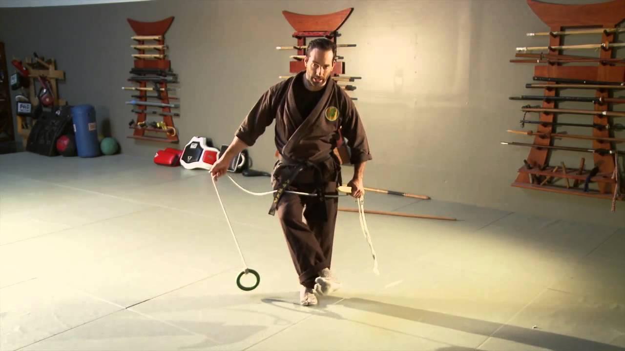 Kyoketsu Shoge Ninja Weapons: ...
