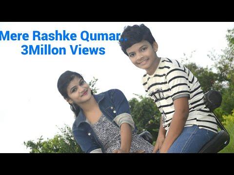 Mere Rashke Qamar By Subhashree & Satyajeet