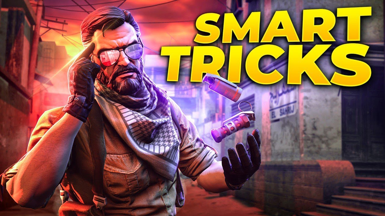 SMART CS:GO PRO TRICKS