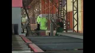 видео производство сварных металлоконструкций
