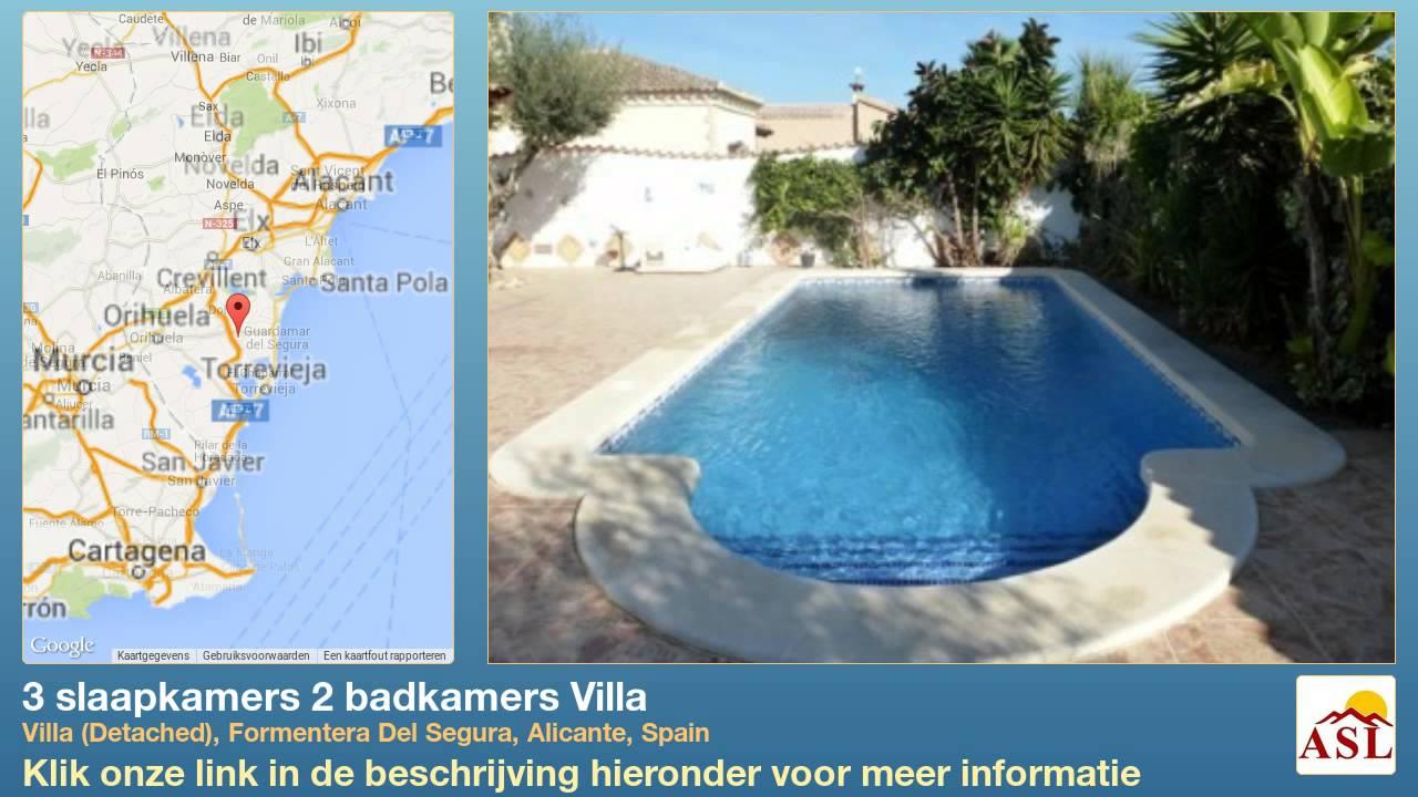 Badkamer Op Formentera : 3 slaapkamers 2 badkamers villa te koop in villa detached