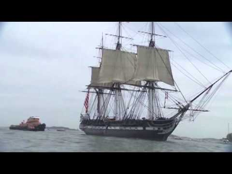 Sons of the Waves  Song about the USS Constitution, Old Ironsides