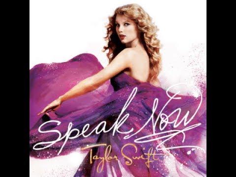 "DOWNLOAD ""SPEAK NOW"" BY TAYLOR SWIFT"