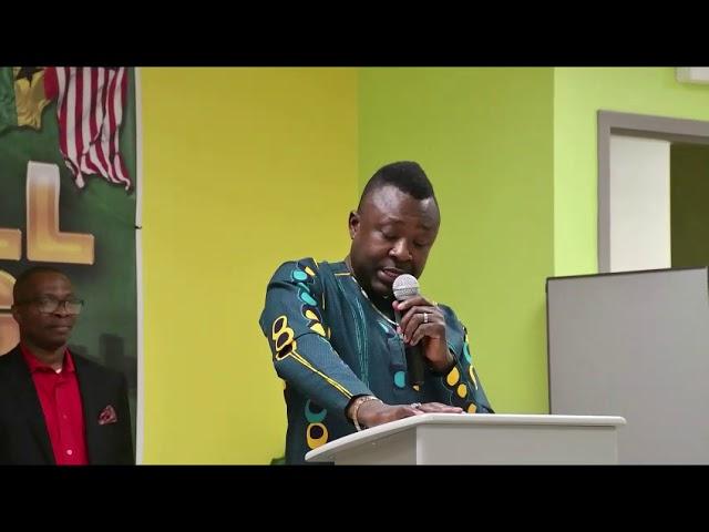 GNC Town Hall Meeting : Topic Ghana House ...A
