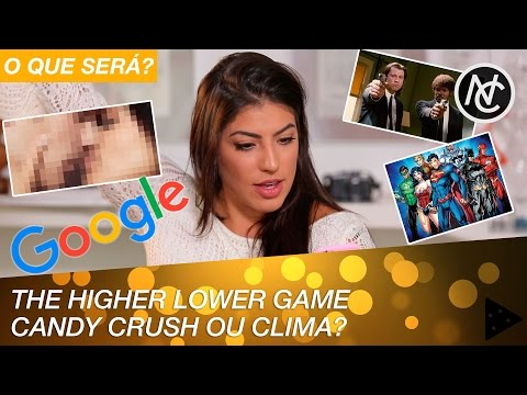 THE HIGHER LOWER GAME COM RACHEL APOLLONIO