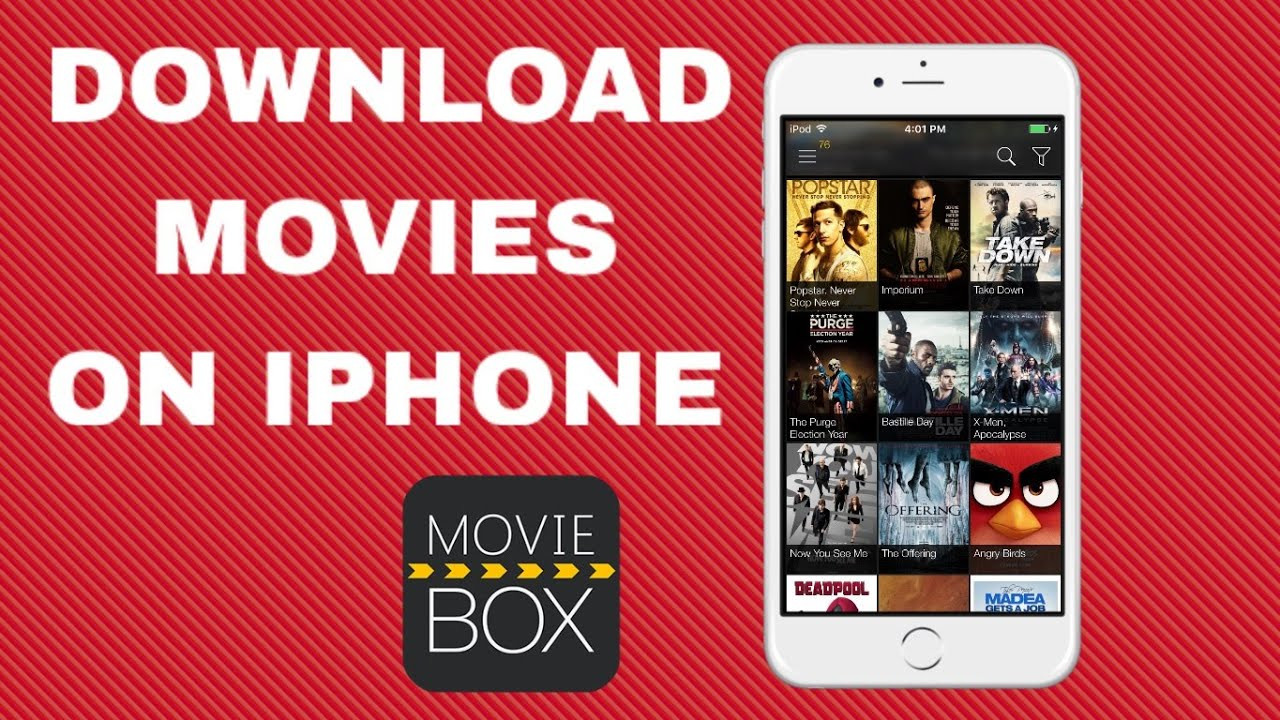 download movies iphone ios 5