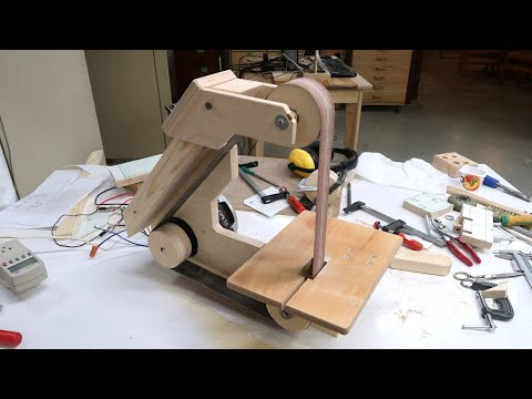 Strip sander XL build