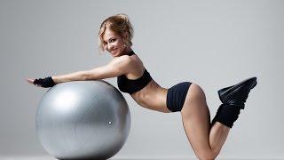 ► Продуктивный Фитбол для похудения