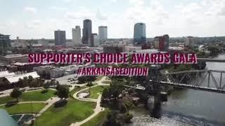 Recap • Supporter's Choice Awards Gala 2019 #ArkansasEdition