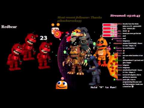 FNAF World- inspired by Razzbowski and DJ Sterf p3