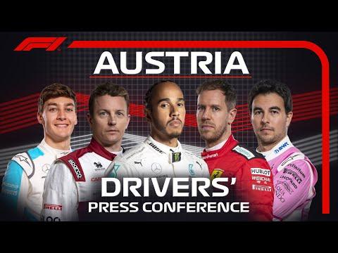 Pre-Race Press Conference Highlights: 2020 Austrian Grand Prix