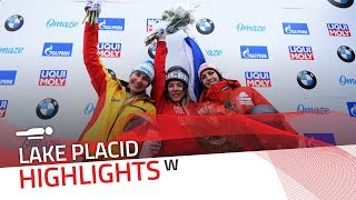 Nikitina rediscovers the magic touch in Lake Placid | IBSF Official