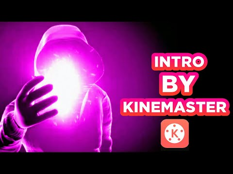 Free Intro - Anonymous Intro Reveal In Kinemaster || Tutorial || Techno Help In Hindi