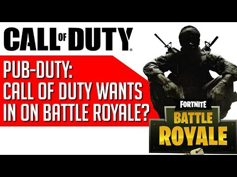 Call of Duty: Black Ops 4 Will Have A Battle Royale Mode?!?!
