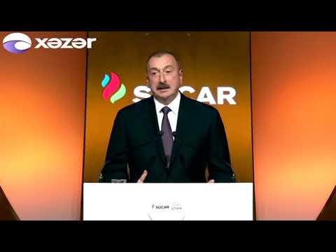 """Azərbaycan və Türkiyə prezidentləri """"Star"""" zavodunun açılışında iştirak ediblər"""