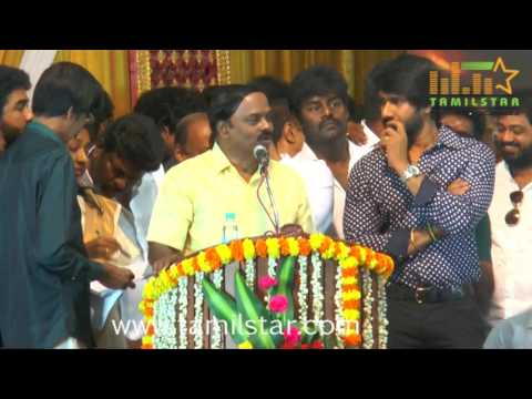 Tamil Film Producers Council Swearing Ceremony