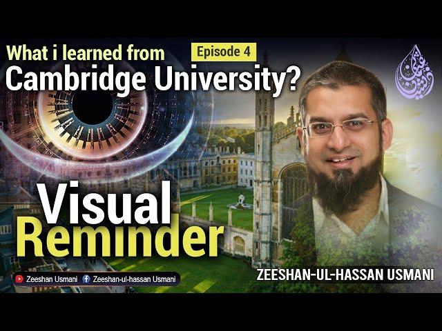 Visual Reminder Learning from Cambridge University   Episode 6