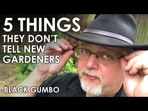 5 Things They Don't Tell New Gardeners || Black Gumbo