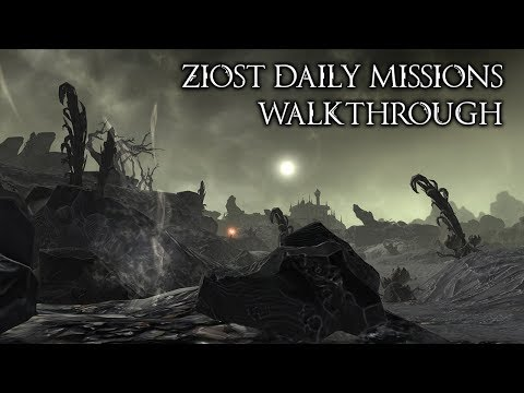 SWTOR How To Do Ziost Daily Missions FAST (Walkthrough)