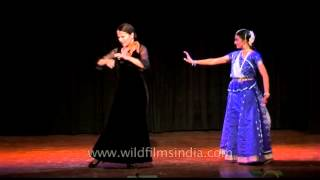 Spanish flamenco romances Indian Kathak