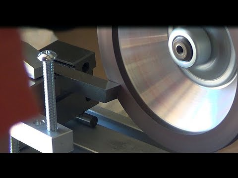 How To Make a HSS Lathe Cutting Tool