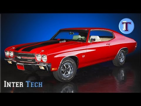 8 POWERFUL AMERICAN MUSCLE CARS OF ALL TIME