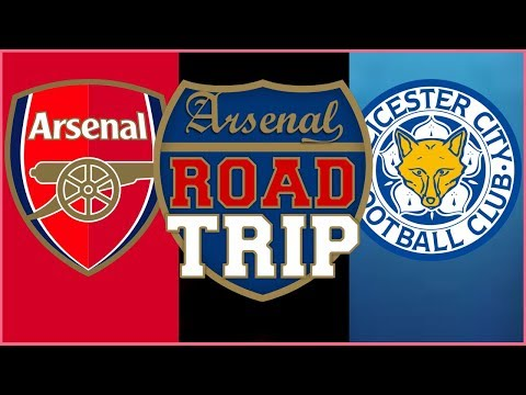 Arsenal v Leicester | City Road Trip To The Emirates!! Feat Claude & Kelechi