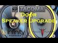 2016 Toyota Tacoma Door Speaker Upgrade Tim S Tacoma Garage Ep 20 mp3